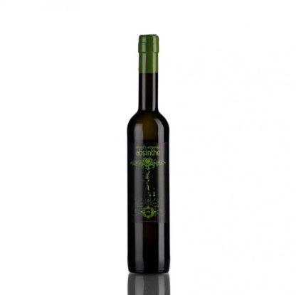 Akveld Verte je nástupce nejuznávanějšího moderního nizozemského absinthu Helfrich, který destiloval absintový znalec Serge Helfrich.