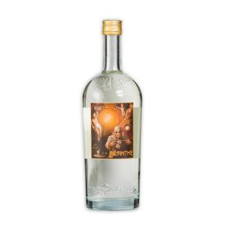 Kyle Absinthe je jesenický blanche absint destilován z macerátu svaté trojice a koriandru. První destilovaný absinthe výrobce Kyla Bairnsfathera.
