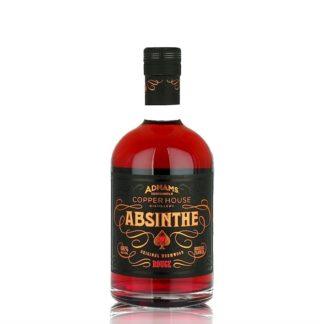 Adnams Rouge je jedním z mála absinthů destilovaných v Británii. Vzhledem k ukončení produkce roku 2017 se jedná o poslední dostupné láhve.