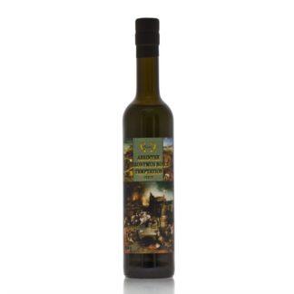 Hieronymus Bosch Temptation Verte je český, destilovaný, přírodně dobarvený absinthe vyráběný v likérce CAMI z Dobronice u Bechyně.