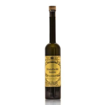 Eichelberger 68 Limitée je přírodně dobarvený verte absinthe. Původně vítězný vzorek absintéra Michala Wienzierla v soutěži tzv. hausgemachtů.