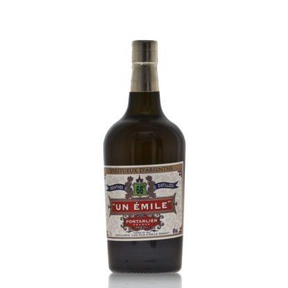 Un Émile Verte je přírodně dobarvený absinthe destilovaný v Fils d'Emile Pernot. Pro dobarvení se mimo jiné používá yzop, meduňka a pelyněk pontský.