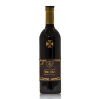 Jade PF 1901 je přírodně dobarvený verte absinthe, který je reprodukcí slavného předzákazového absinthu Pernod Fils. Prémiová vínovice, tříleté staření.