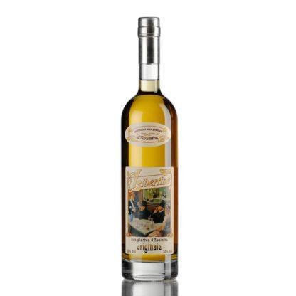 Libertine 55 Originale je absinthem francouzské destilérie Paul Devoille, s receptem z roku 1894. Chuť je mírně kořenitá a příjemně osvěžující.