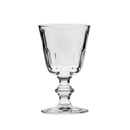 Sklenice Périgord, Absinthe sklenice, Absintové sklo - Tradiční sklenice z hrubšího skla.