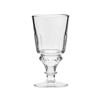 Sklenice Pontarlier II, Absinthe sklenice, Absintové sklo - Tradiční sklenice z hrubšího skla s absintovým rezervoárem.