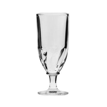 Sklenice Torsade, Absinthe sklenice, Absintové sklo - Tradiční sklenice z hrubšího skla.