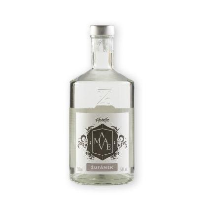 Amave je složeno z typických absintových bylin, v destilační části je jak yzop, tak pelyněk pontický, který je často užíván až ve fázi dobarvování.