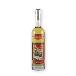 Libertine Amer je třetí ze stejnojmenné série absinthů od destilerie Paul Devoille, který je inspirován receptem z roku 1894.
