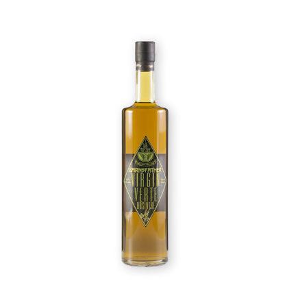 Vir Verte je nejnovější absinthe destilerie Bairnsfather. Bylinky užité k dobarvení jsou sklízeny ve své největší síle, v období před rozpučením pupenů.