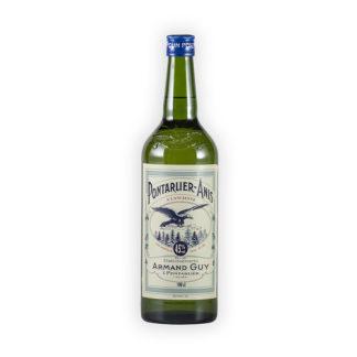 Anise Pontarlier je jediný zelený aperitiv, který je destilován výhradně ze semen anýzu. Výrobek neobsahuje žádný přidaný cukr.