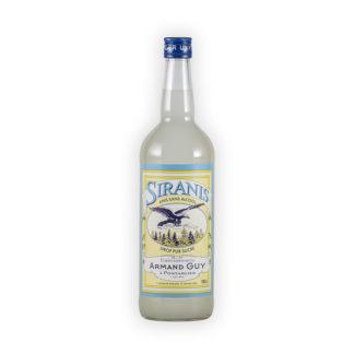 Siranis je francouzský velice kocentrovaný sirup s příchutí anýzu, vyroben pro dochucení letních drinků, cocktailů nebo limonád.