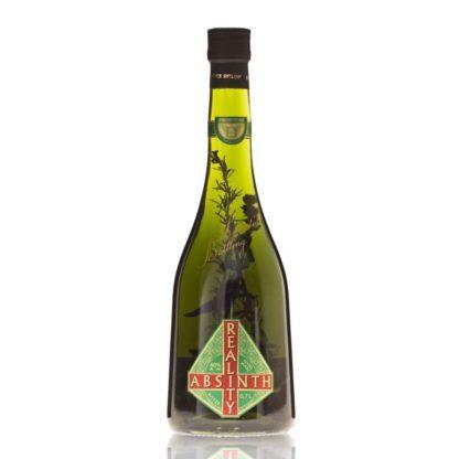 Reality Absint je jesenický absintový macerát od výrobce Kyle Bairnsfather vyráběn studenou filtrací. Do lahví jsou přidány bylinky použité při výrobě.