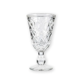 Sklenice Lyonnais, Absinthe sklenice, Absintové sklo - Tradiční sklenice z hrubšího skla.