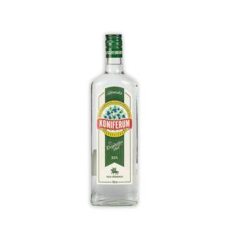 Borovička Koniferum od společnosti Old Herold je vyráběna mícháním jalovcového destilátu s velmi kalitním jemným lihem v dokonalém poměru.
